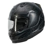 ARAI REBEL STING FROST BLACK
