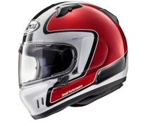 CASCO ARAI RENEGADE-V OUTLINE RED