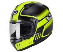 CASCO ARAI RENEGADE-V SHELBY FLUOR YELLOW