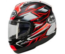ARAI RX-7V GHOST RED FLUOR