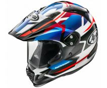 Casco Arai Tour-x 4 Depart Blue Metallic