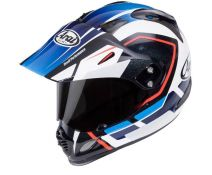 ARAI TOUR X-4 DETOUR BLUE-RED