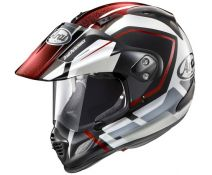 ARAI TOUR X-4 DETOUR RED