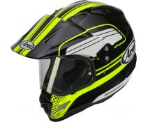 ARAI TOUR X-4 MOVE YELLOW