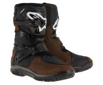 ALPINESTARS BELIZE DRYSTAR OILED LEATHER BROWN
