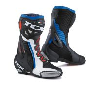 BOTAS TCX RT-RACE PRO WHITE-BLACK-BLUE 7651-BNBL