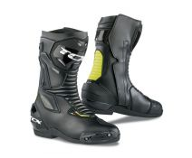 BOTAS TCX SP-MASTER GORE-TEX BLACK-YELLOW FLUO 7665G-YEFL