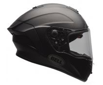 CASCO BELL RACE STAR NEGRO MATE