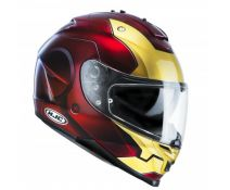 CASCO HJC IS17 IRON MAN