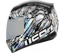 Casco Icon Airmada Mechanica