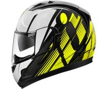 CASCO ICON ALLIANCE GT PRIMARY WHITE/YELLOW T.M