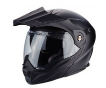 Casco Scorpion Adx-1 Negro Mate