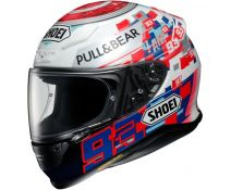 CASCO SHOEI NXR MARQUEZ POWER UP TC-1