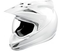 CASCO ICON VARIANT SOLID GLOSS WHITE