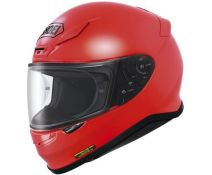 CASCO SHOEI NXR SHINE RED