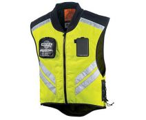 ICON MIL-SPEC YELLOW MESH VEST