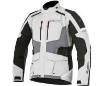 Chaqueta Alpinestars Andes V2 Light Grey-black-dark Grey 9219
