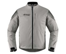 CHAQUETA ICON TARMAC GREY