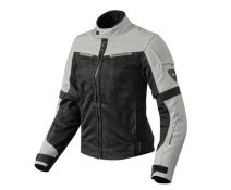 CHAQUETA REV'IT AIRWAVE 2 LADY BLANCO NEGRO