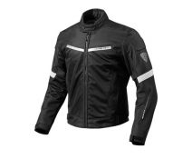 CHAQUETA REV'IT AIRWAVE 2 NEGRO BLANCO
