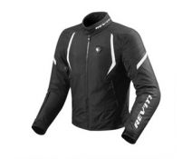 CHAQUETA REV'IT JUPITER 2 NEGRO-BLANCO
