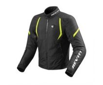 CHAQUETA REV'IT JUPITER 2 NEGRO-FLUOR