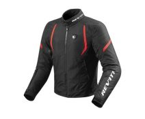CHAQUETA REV'IT JUPITER 2 NEGRO-ROJO