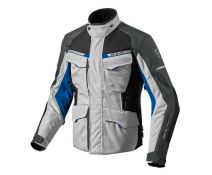 CHAQUETA REV'IT OUTBACK 2 SILVER BLUE