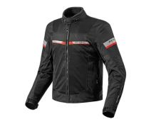 CHAQUETA 2EN1 REV'IT TORNADO 2 BLACK