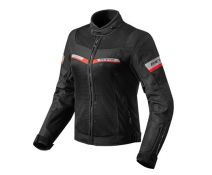 CHAQUETA 2EN1 REV'IT TORNADO 2 LADY BLACK
