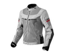 CHAQUETA 2EN1 REV'IT TORNADO 2 LADY SILVER BLACK