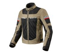 CHAQUETA 2EN1 REV'IT TORNADO 2 SAND BLACK