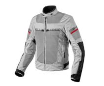 CHAQUETA 2EN1 REV'IT TORNADO 2 SILVER BLACK