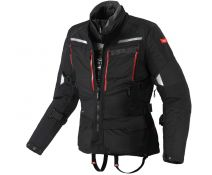 CHAQUETA SPIDI 4SEASON BLACK