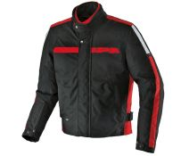 CHAQUETA SPIDI SYMBOL H2OUT BLACK-RED