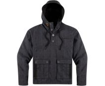 CHAQUETA ICON STAVANGER HOODY SHADOW