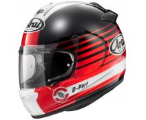 ARAI CHASER-V PAGE RED T.L