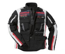 CHAQUETA DIFI SIERRA NEVADA PRO BLACK/LIGHT GREY/RED 02 OUTLET T.L