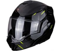 Casco Scorpion Exo-tech Pulse Black