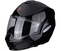 Casco Scorpion Exo-tech Black Solid