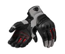 GUANTE REV'IT DIRT 3 BLACK-RED 1200