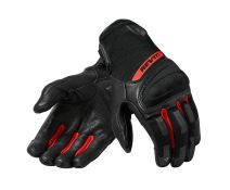 GUANTES REV'IT STRIKER 3 BLACK-RED 1200