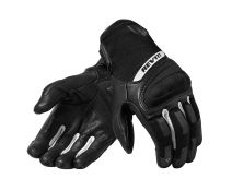 GUANTES REV'IT STRIKER 3 BLACK-WHITE 1600