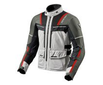 CHAQUETA REV'IT OFFTRACK SILVER-RED 4020