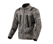 Chaqueta Rev'it Sand 4 H2O Camo Marrón