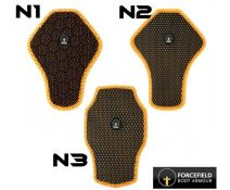 FORCEFIELD SUPER-LITE BACK INSERT PROTECTOR NITREX EVO NIVEL 1
