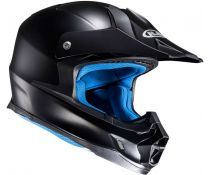 Casco Off-road Hjc Fx-cross Semi-mate Negro