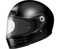 Casco Shoei Glamster Negro Brillo