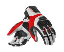 REV'IT SAND PRO GREY-RED
