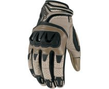 ICON OVERLORD RESISTANCE GLOVE SAND